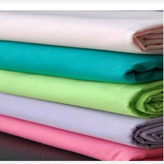 Blended Bed Sheet Fabric