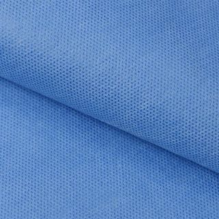 SMS Nonwoven Blue Fabric