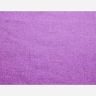 Organic Cotton with Organic Silk Blend Fabric