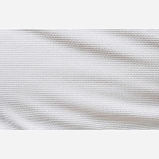 Melt Blown White Fabric