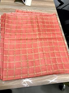 Pure Tussar Silk Staple Fabrics