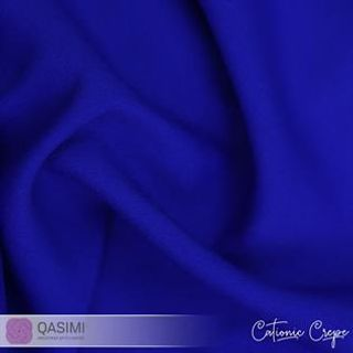 Polyester Cationic Crepe Fabric