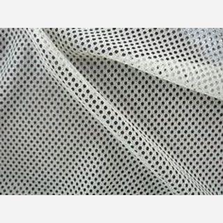 Round Mesh Interlining Fabric