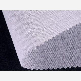 HDPE Hot Coat Fusible Interlining Fabric