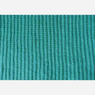 Knitted Rib Fabric