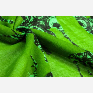 Cotton Lawn Printed Fabric