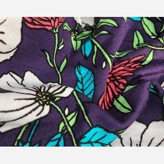 Modal Elastane Blend Fabric
