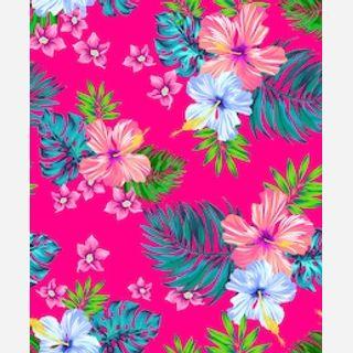 Printed Swimwear Fabric