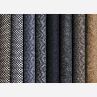 Polyester Viscose Woven Suiting Fabric