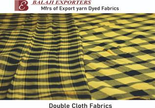 Double Cloth Rayon Fabric