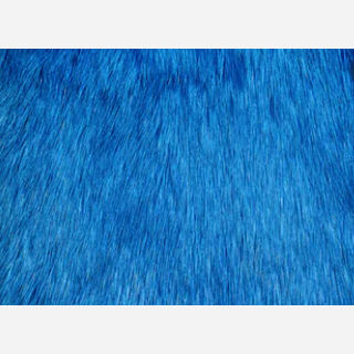 Fur Dyed Fabric