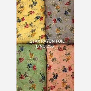 Rayon Fabric-Woven Fabric