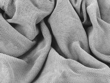 Tubular Mesh Knitted Fabric