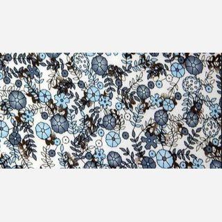 Cotton Rotary Print Fabric
