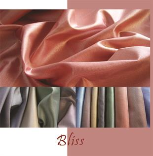 Polyester / Lurex Blended Fabric