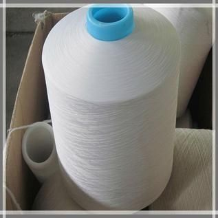 100% Polyester Spun Yarn for  Apparel Fabric