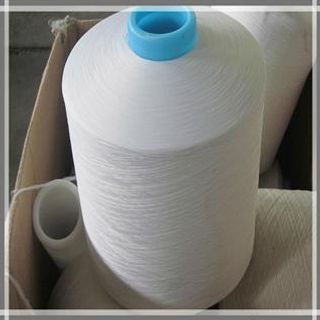 100% Polyester Spun Yarn for  Apparel Fabric