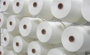 100% Cotton Greige Ring Spun Yarn for weaving lungi Fabric