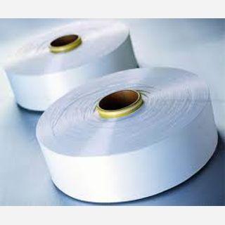 Melange or Solid, For weaving & knitting, 100% Polyester Worsted