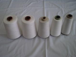 100% Polyester yarn For weaving fabric
