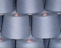 Greige, For Knitting/ Weaving, 65/35, 50/50