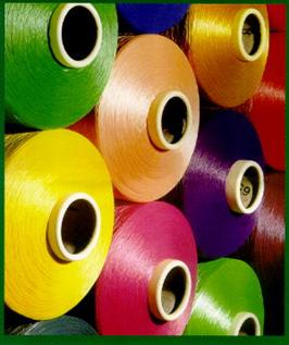 Dyed, For weaving, Polypropylene