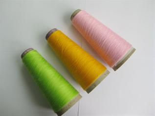 Dyed, For weaving , 50/50% 65/35%