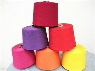 Dyed & Greige, Sewing Thread, 100% Polyester