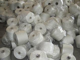 Greige, For weaving, 100% Virgin Ring-Spun Viscose