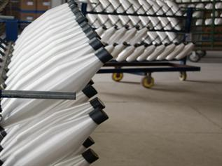 Color: Raw White, For military fabrics, industrial cords, conveyor belt, tyre cord, 100% Nylon 6 HT
