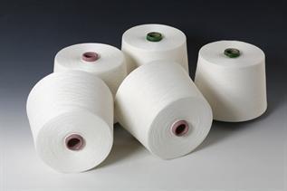 White, Knitting/ Weaving, CVCD 60/40