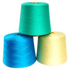 Dyed, knitting / weaving , 100% cotton yarn
