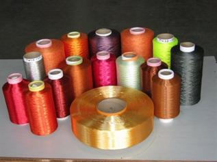 Dyed, For making carpets, 100% Polyester
