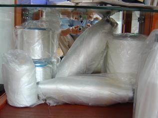 Greige, For Making Fabric, 100% Nylon