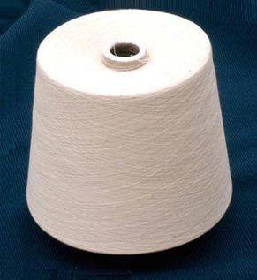 100% Cotton Gassed Mercerised dyed Yarn  for Garment
