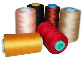 Polyester / Viscose / Wool yarn