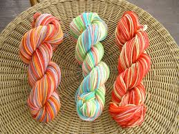 Spun Dyed Yarn