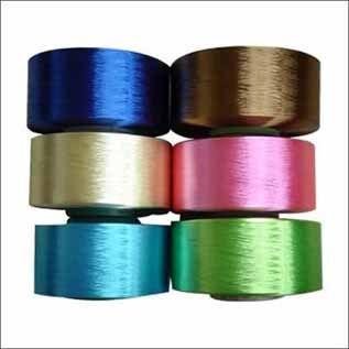 Polyester / Viscose / Wool yarn