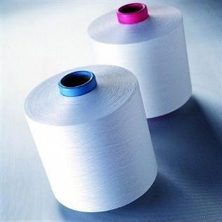 Greige, For zipper tape, 100% Polyester