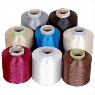 Dyed, For Knitting, Polyester