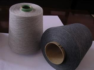 Dyed or Greige, For weaving or knitting, TC 65:35, CVC combed & carded 60:40