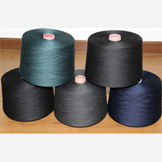 Dyed, For weaving, knitting, 30s-50s, 100% Cotton