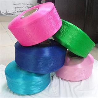 Dyed, Socks, Home furnishing, Knitted, Sports wear, Elastic tapes, Laces, Ribbons, Filter fabric, Luggage fabric, Car upholstery, etc, 150-1800, 100% Polypropylene