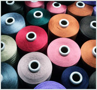 Dyed, Weaving and embroidery purpose, 30-600, 100% Polyester
