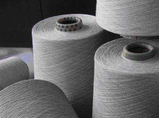 Greige, Knitting & Weaving, Ne 30/1, 60/1, Spun Melange