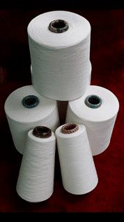 Greige, Weaving, Knitting, 20/1 to 120/1, 100% Cotton Greige yarn