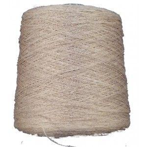 Greige, Knitting, 100% Linen Yarn