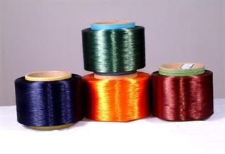 Greige and Dyed, Used In Embroidery Weaving, Rayon