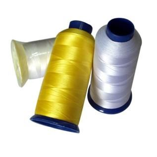 Dyed, Embroidery Threads, Polyester