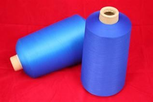 Greige & Dyed, For weaving, 100% Polyester